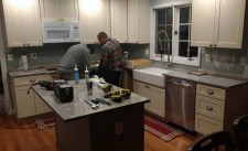 Kitchen Remodel, In-Progress